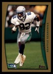 1998 Topps #167  James McKnight  Front Thumbnail