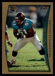 1998 Topps #53  Kevin Hardy  Front Thumbnail