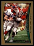 1998 Topps #27  Donnie Edwards  Front Thumbnail