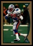 1998 Topps #285  Curtis Martin  Front Thumbnail