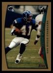 1998 Topps #222  Terrell Fletcher  Front Thumbnail