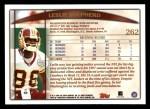 1998 Topps #262  Leslie Shepherd  Back Thumbnail