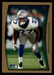 1998 Topps #227  Willie Williams  Front Thumbnail