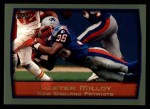 1999 Topps #95  Lawyer Milloy  Front Thumbnail
