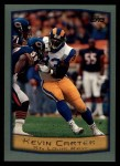 1999 Topps #24  Kevin Carter  Front Thumbnail