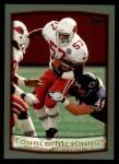 1999 Topps #12  Ronald McKinnon  Front Thumbnail
