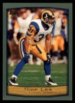 1999 Topps #47  Amp Lee  Front Thumbnail