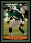 1999 Topps #64  Derrick Rodgers  Front Thumbnail