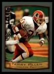 1999 Topps #148  Terry Allen  Front Thumbnail