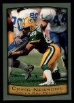 1999 Topps #135  Craig Newsome  Front Thumbnail