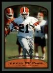 1999 Topps #324  Jerris McPhail  Front Thumbnail