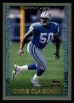 1999 Topps #331  Chris Claiborne  Front Thumbnail
