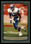 1999 Topps #273  Germane Crowell  Front Thumbnail