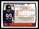 1999 Topps #282  Jim Flanigan  Back Thumbnail