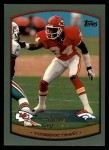 1999 Topps #259  Dale Carter  Front Thumbnail