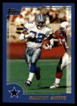 2000 Topps #10  Emmitt Smith  Front Thumbnail