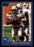 2000 Topps #261  Troy Brown  Front Thumbnail