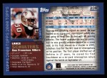 2000 Topps #206  Lance Schulters  Back Thumbnail