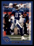 2000 Topps #217  Kevin Dyson  Front Thumbnail