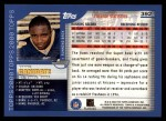 2000 Topps #392  Trung Canidate  Back Thumbnail