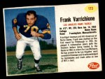 1962 Post #173  Frank Varrichione  Front Thumbnail