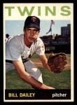 1964 Topps #156  Bill Dailey  Front Thumbnail