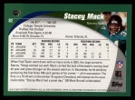 2002 Topps #82  Stacey Mack  Back Thumbnail