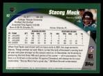 2002 Topps #82  Stacey Mack  Back Thumbnail