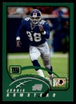 2002 Topps #174  Jessie Armstead  Front Thumbnail