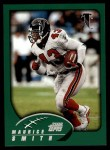 2002 Topps #15  Maurice Smith  Front Thumbnail