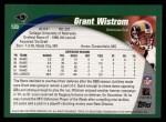 2002 Topps #120  Grant Wistrom  Back Thumbnail