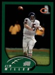2002 Topps #151  Jim Miller  Front Thumbnail