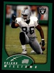 2002 Topps #28  Roland Williams  Front Thumbnail