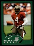 2002 Topps #318  Marquise Walker  Front Thumbnail