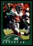 2002 Topps #245  Jamal Anderson  Front Thumbnail