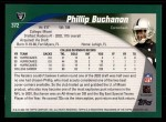 2002 Topps #372  Phillip Buchanon  Back Thumbnail