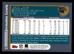 2003 Topps #122  Jermaine Lewis  Back Thumbnail