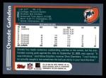 2003 Topps #167  Oronde Gadsden  Back Thumbnail