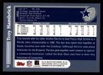 2003 Topps #31  Troy Hambrick  Back Thumbnail