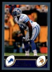 2003 Topps #276  Chris Claiborne  Front Thumbnail