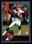 2003 Topps #287  Tim Couch  Front Thumbnail