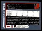 2003 Topps #233  Martay Jenkins  Back Thumbnail