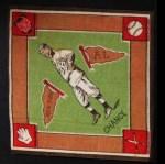 1914 B18 Blankets #21  Frank Chance  Front Thumbnail