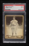 1940 Play Ball #133  Jimmie Foxx  Front Thumbnail