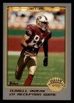 2001 Topps #281  Terrell Owens  Front Thumbnail