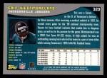 2001 Topps #320  Eric Westmoreland  Back Thumbnail