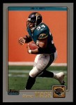 2001 Topps #256  Stacey Mack  Front Thumbnail