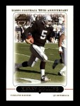 2005 Topps #72  Kerry Collins  Front Thumbnail