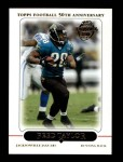 2005 Topps #124  Fred Taylor  Front Thumbnail