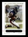 2005 Topps #196  Adrian Peterson  Front Thumbnail